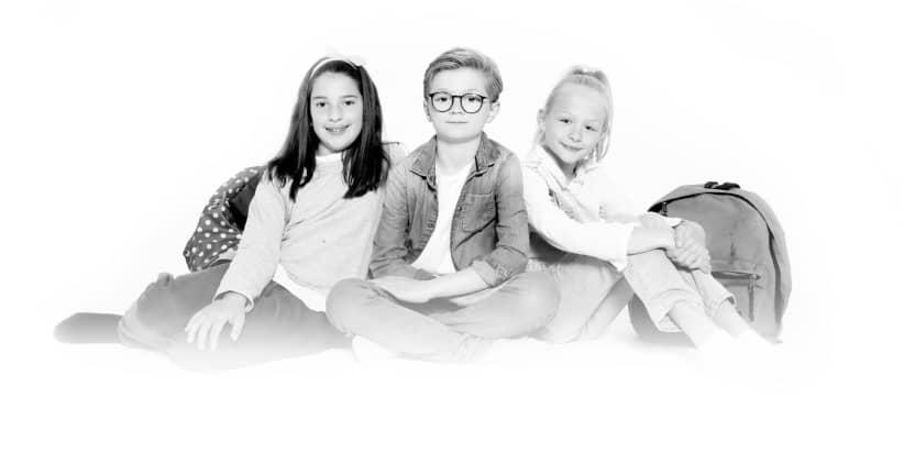 Dreamakers Enfant N&b 100